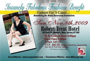 Insanely Fabulous Fashion Benefit 11-08-09