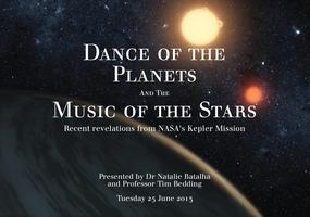 The dance of the planets and the music of the stars