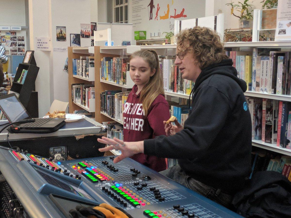 Loud In The Library - Birkenhead