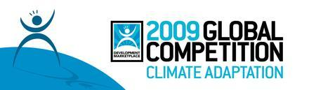 2009 Global Development Marketplace: Climate Adaptation