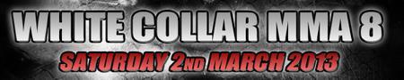 White Collar MMA 8