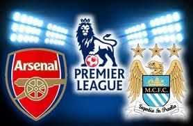 Arsenal v Manchester City LIVE
