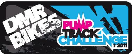 DMR Bikes Indoor Dual Pump Track Challenge 2012