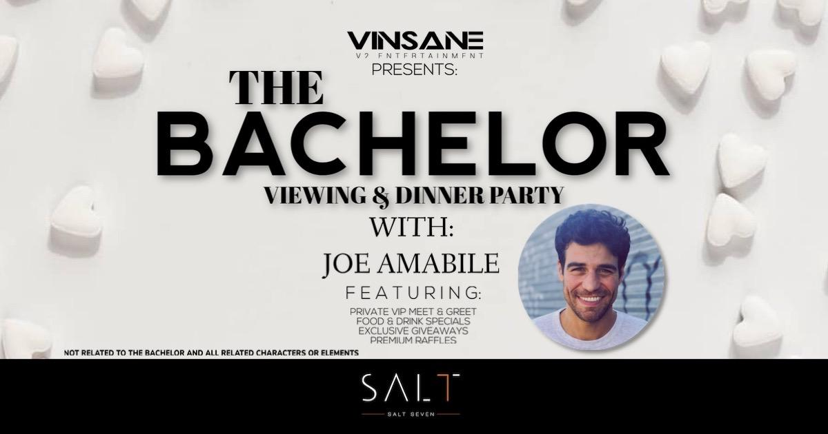 Bachelors In Delray Viewing Dinner Party Finale With Grocery