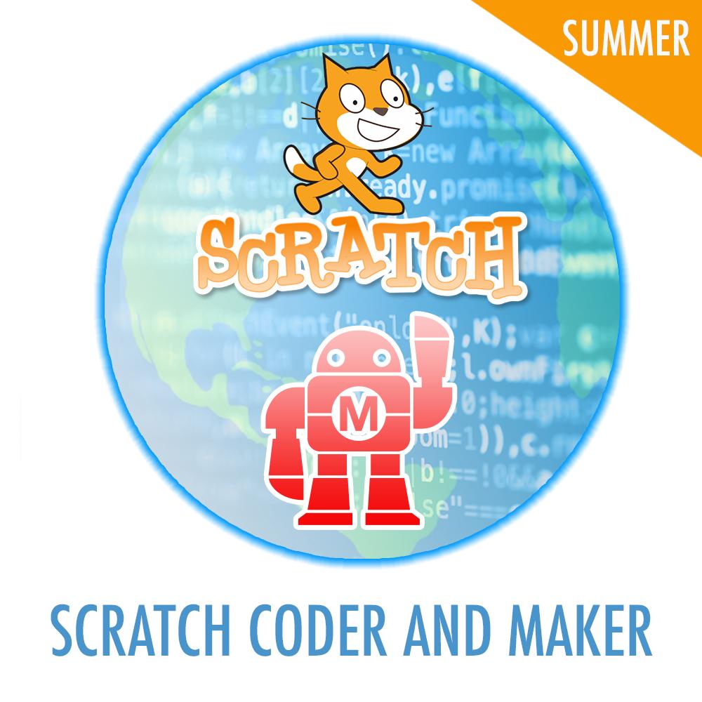 Scratch Coder and Maker