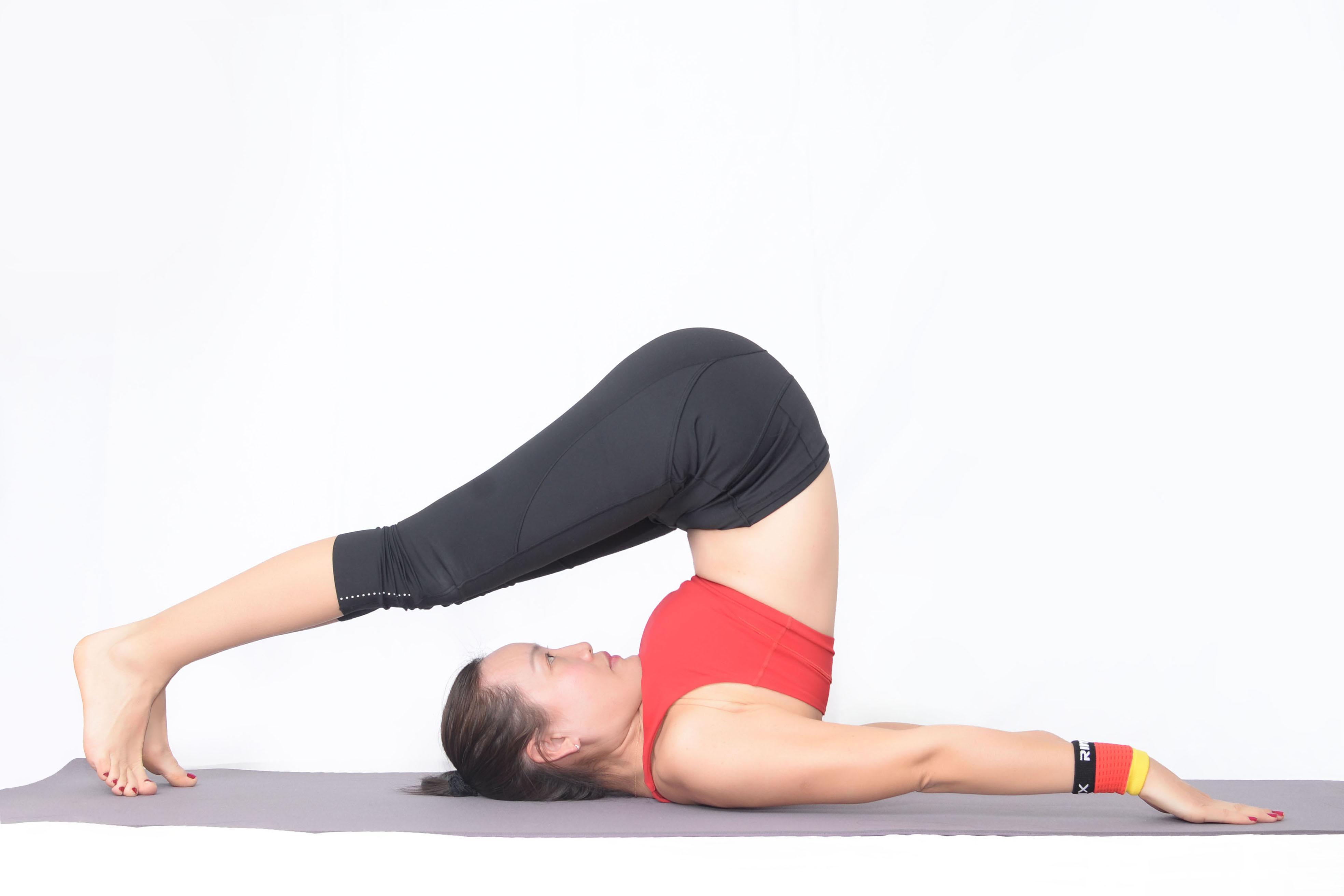 Hatha/General Yoga By Nishimura (Sarah) Yoshimi