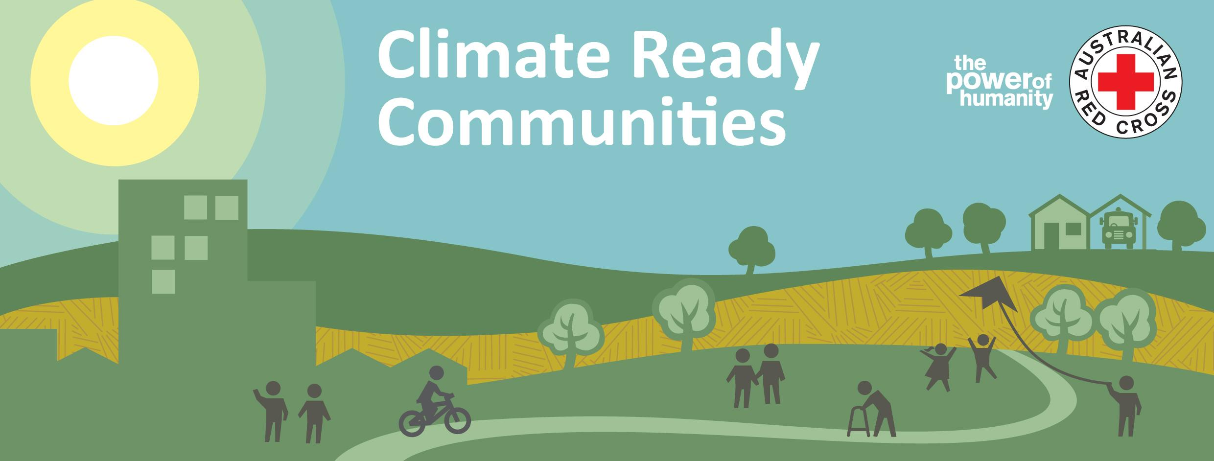 POSTPONED - Climate Ready Communities training - one day (Brighton)