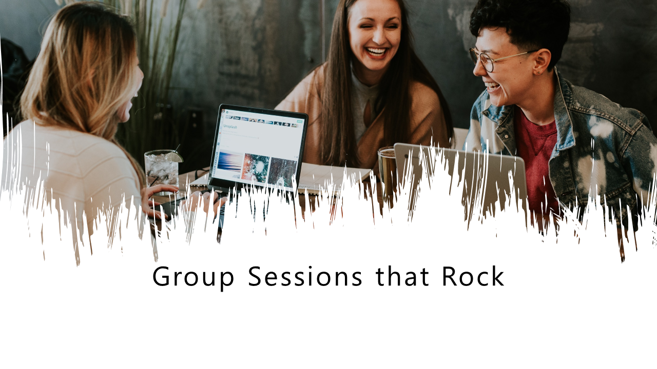 SYDNEY - Group Sessions that Rock!!