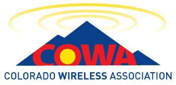 Colorado Wireless Association 1st Inaugural Luncheon