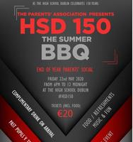 HSD 150 - THE SUMMER BBQ
