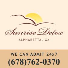 Sunrise Detox Alpharetta logo