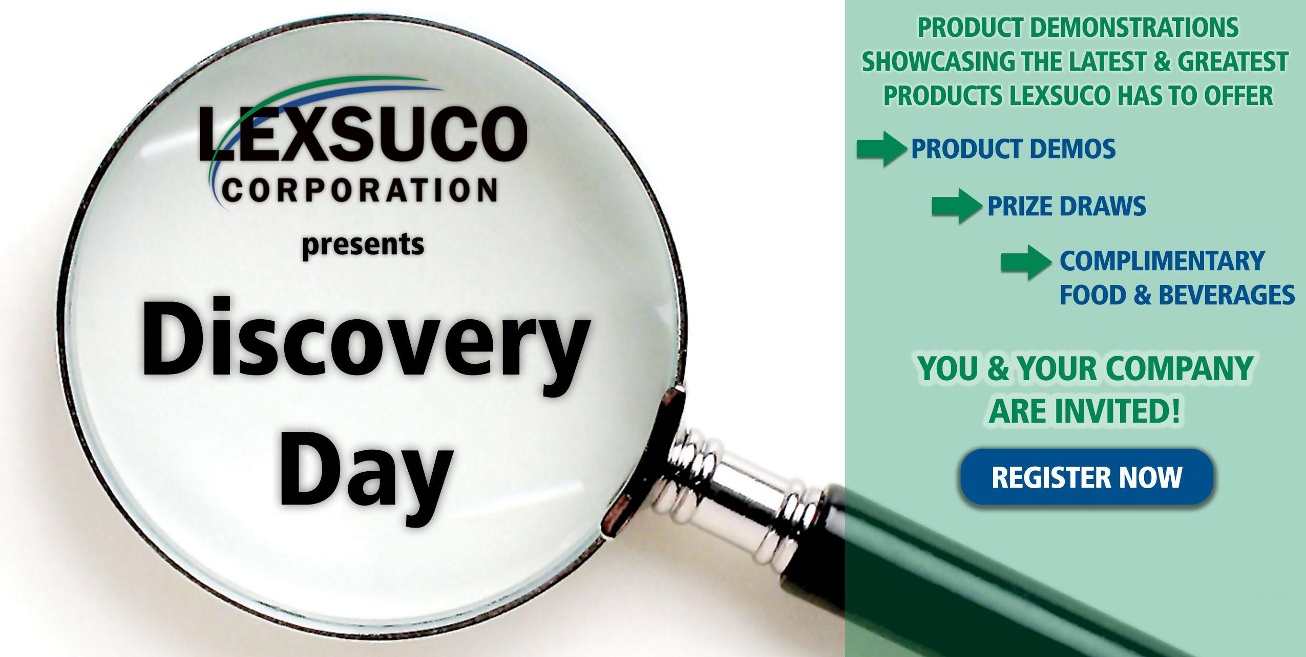 Lexsuco Discovery Day