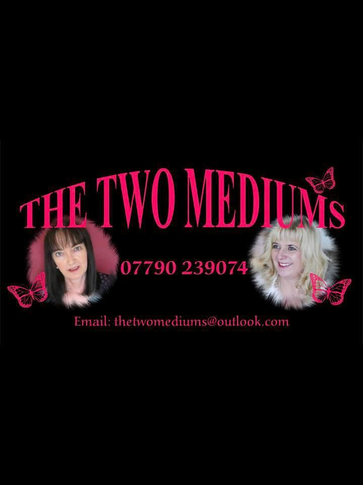 ** PSYCHIC SHOW in WRAYSBURY ** An Evening of Mediumship with The Two Mediums Jo Bradley and Lesley Manning
