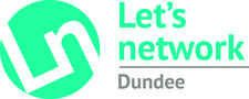 Let's network | Dundee logo