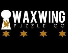 Waxwing Puzzle Company logo