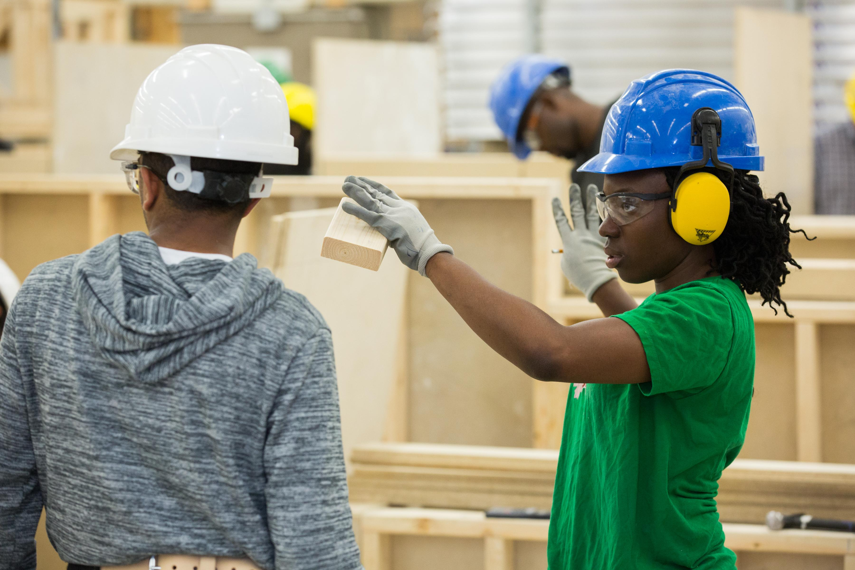 Women Transitioning to Trades and Employment Information Session