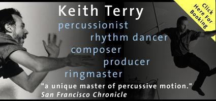 Keith Terry Workshop
