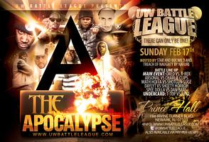 UW Battle League Presents: The Apocalypse