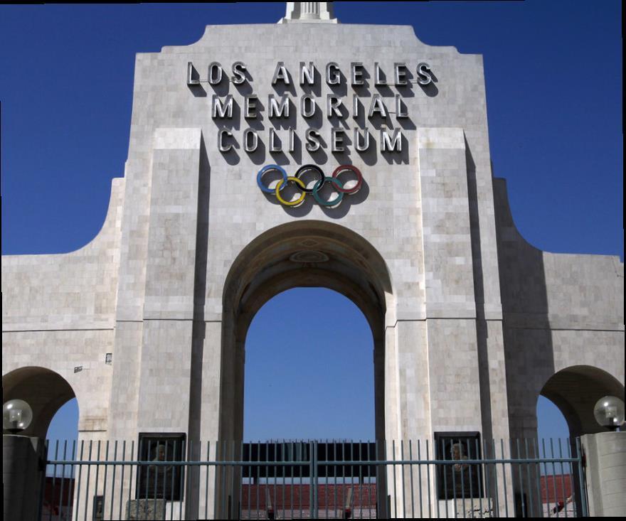 L.A. Coliseum Leadership Panel: Building for the Next Century