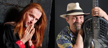 Pat Wictor & Toby Walker Perform in Westfield
