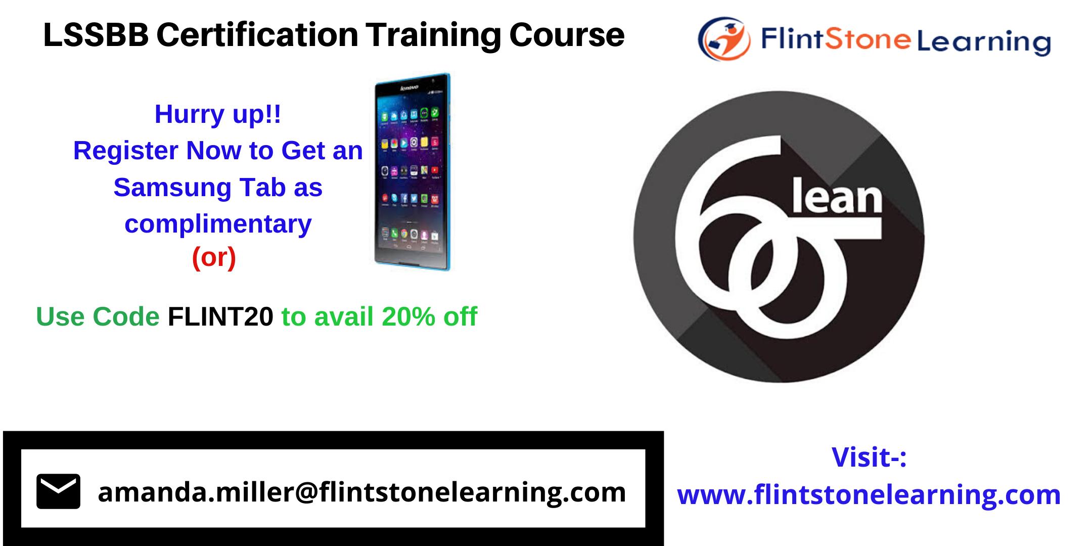 LSSBB Certification Classroom Training in Kelowna, BC