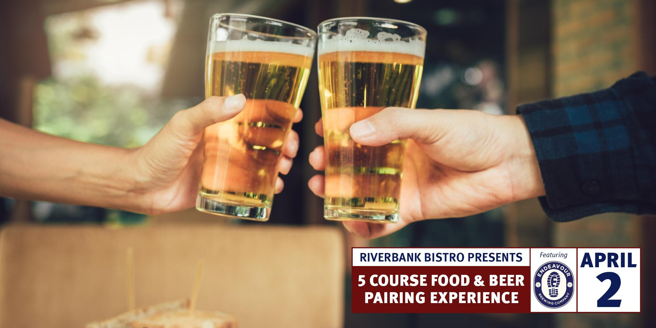 Five Course Food & Beer Pairing Experience