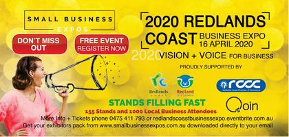 Postponed * Redlands Coast Business Expo