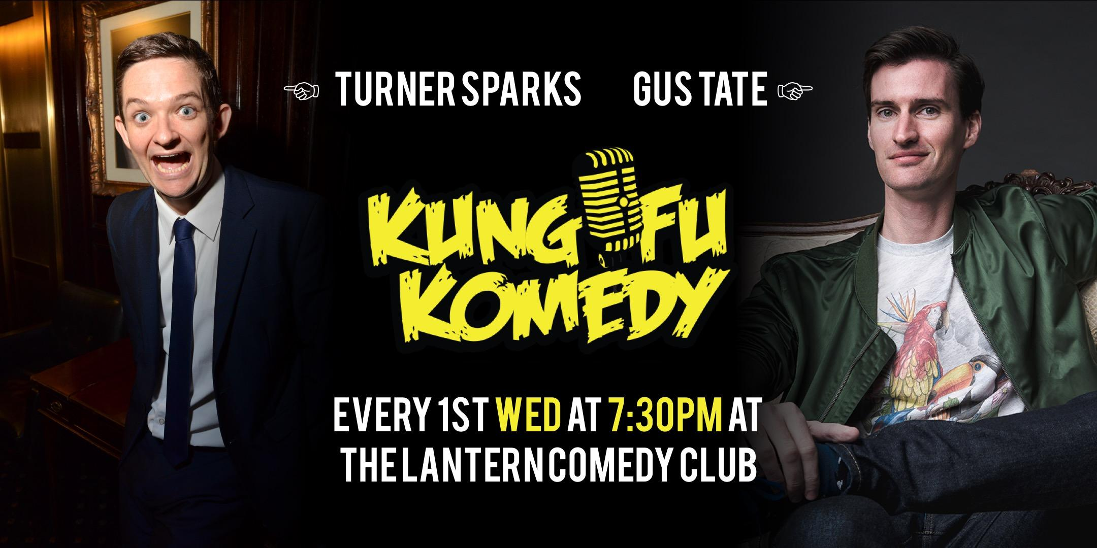 Kung Fu Komedy Presents: FREE Stand-Up Comedy Show