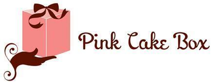 Pink Cake Box Raffle - Win a free cake!