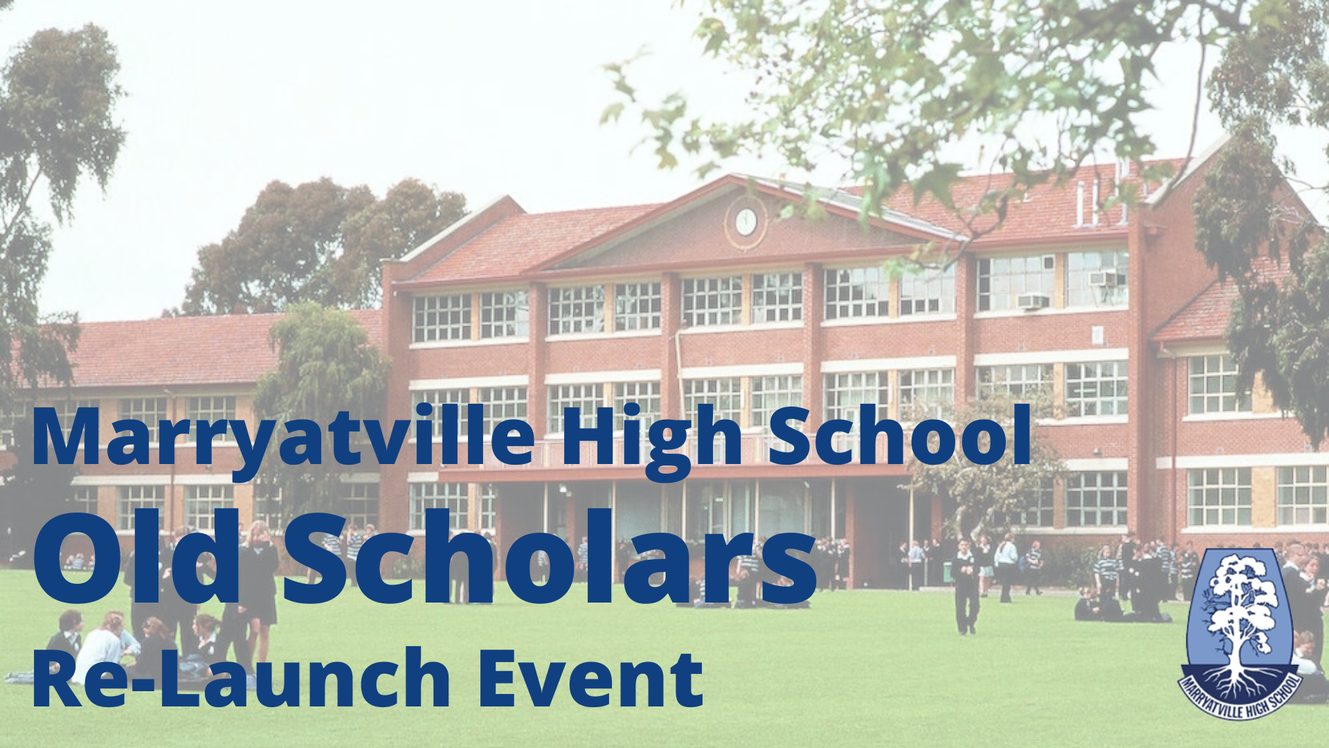Marryatville High School Old Scholars Re-Connect