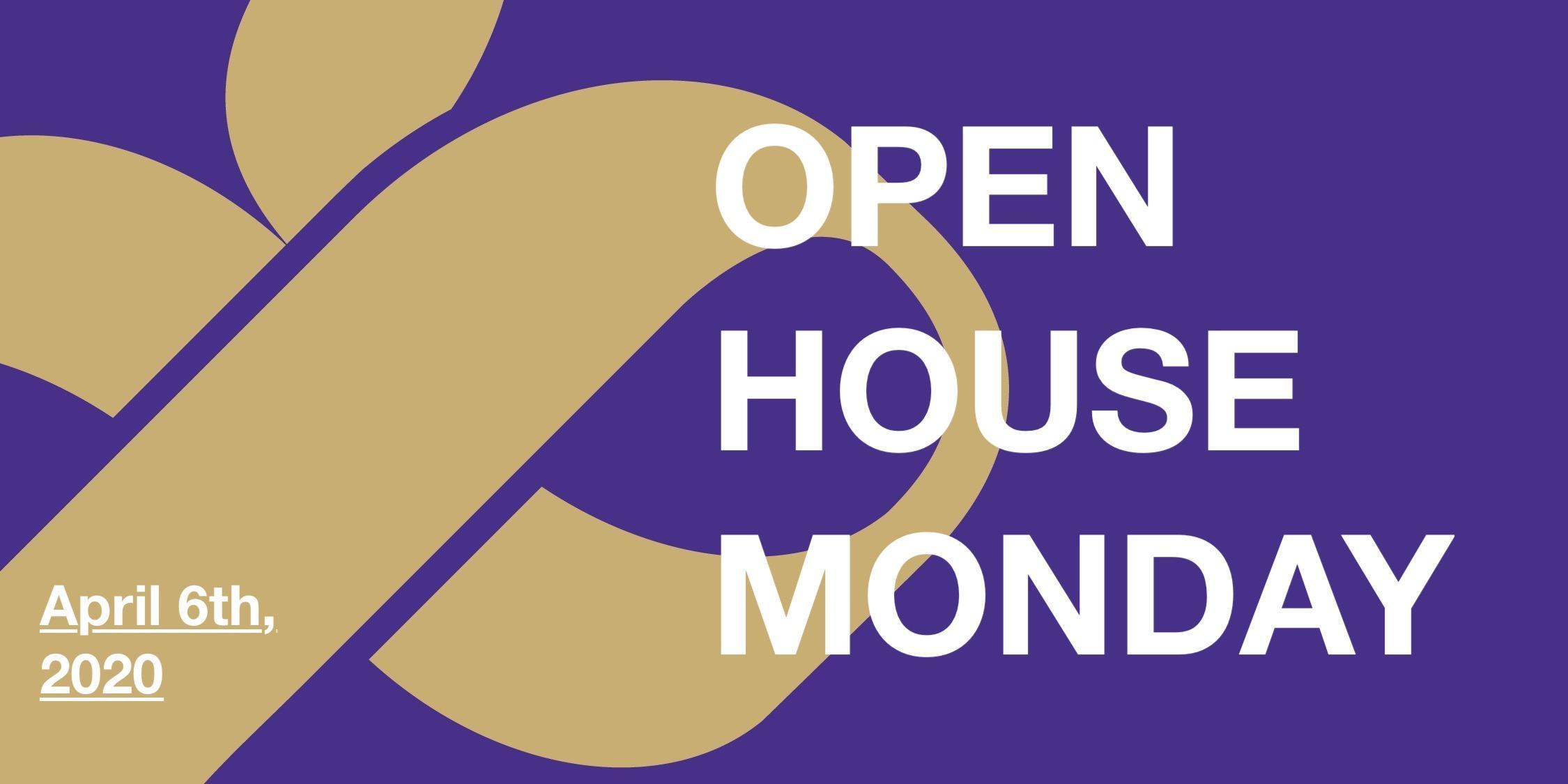PRC Open House Monday