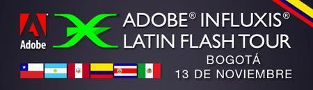 Adobe Influxis Latin Flash Tour - Bogotá