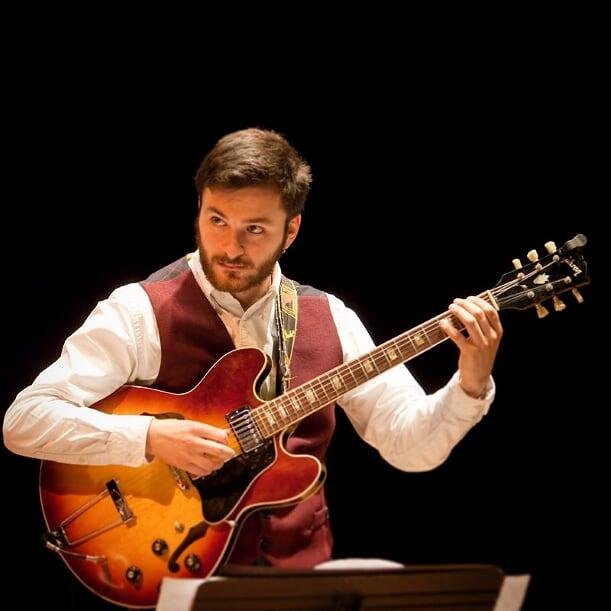 Jazz Steps Live at the Libraries presents: Rob Luft Quartet - West Bridgford Library