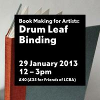Book Making for Artists: Drum Leaf Binding