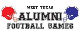 West Texas Alumni Football Games-Pay now online....