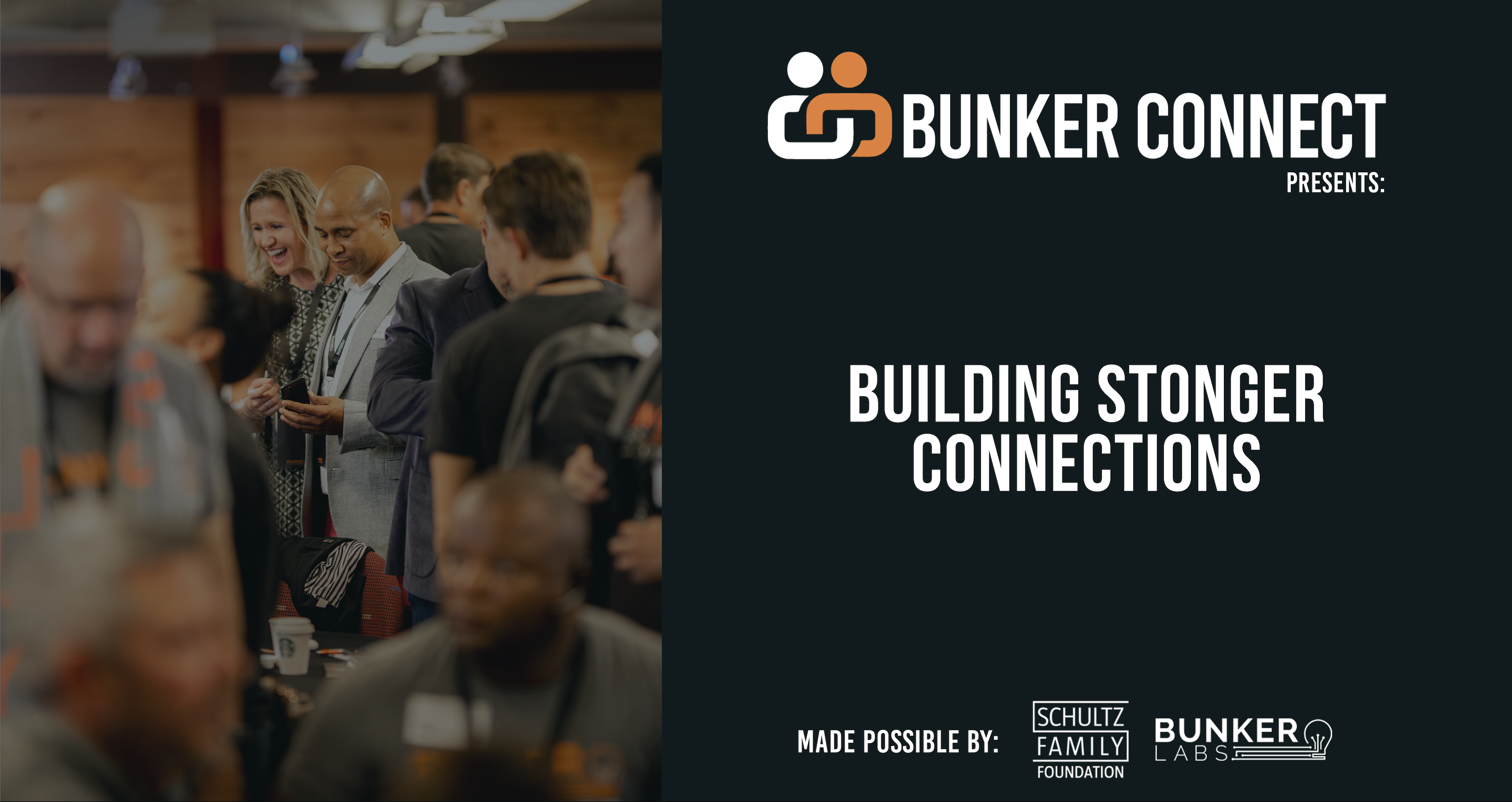 Bunker Connect Boston: Building Stronger Connections