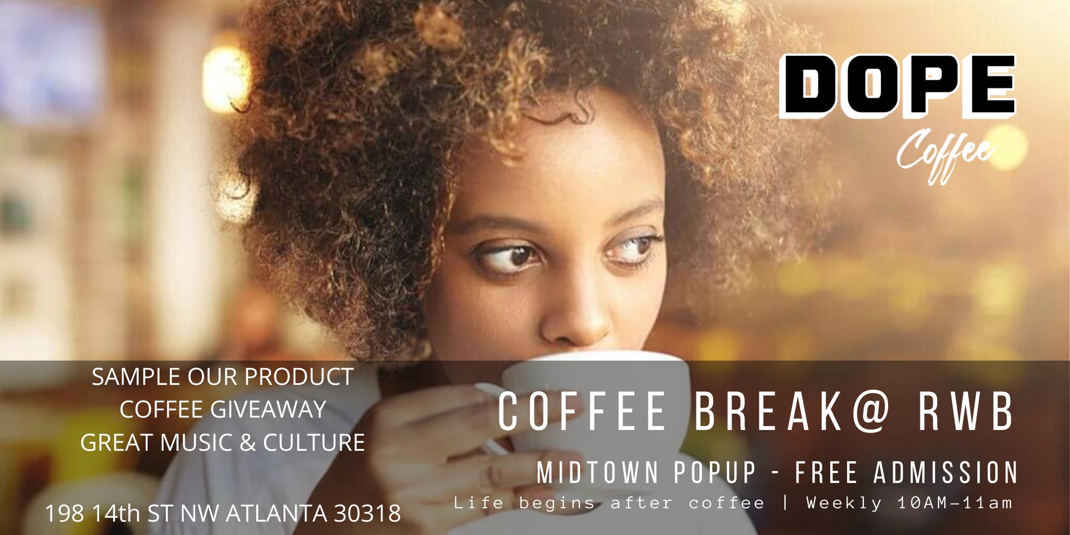 Dope Coffee Break @ Team RWB
