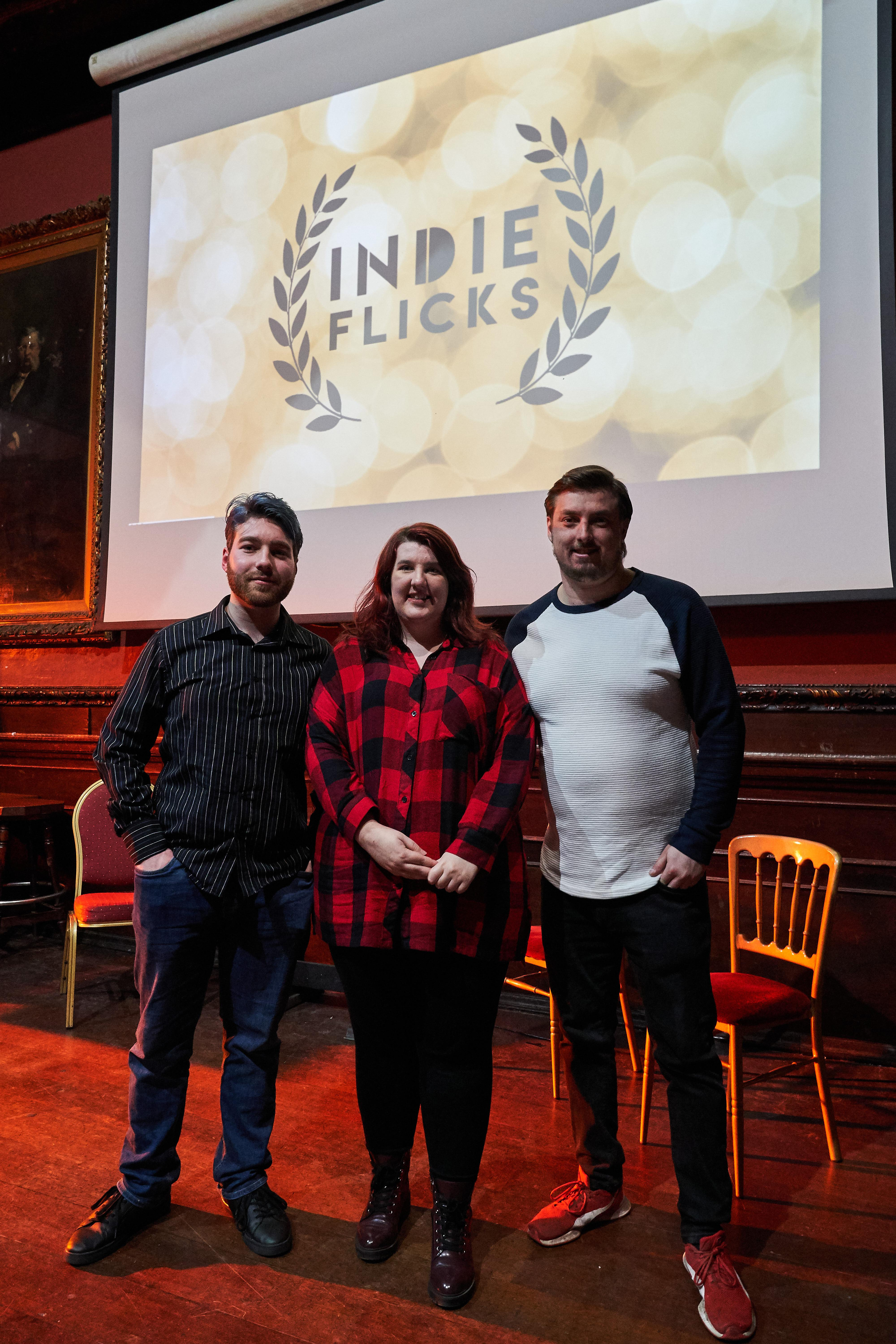 IndieFlicks Liverpool Monthly Film Festival