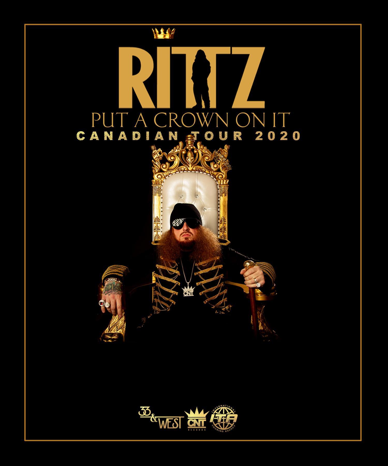 Rittz Live In Ottawa