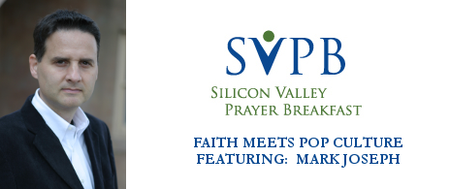 2013 Silicon Valley Prayer Breakfast Featuring Mark Joseph