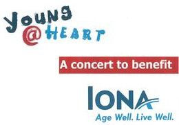 Young at Heart Live in Concert!