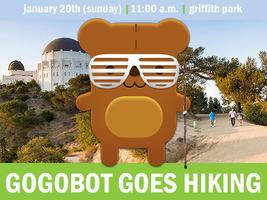 GOGOBOT GOES HIKING