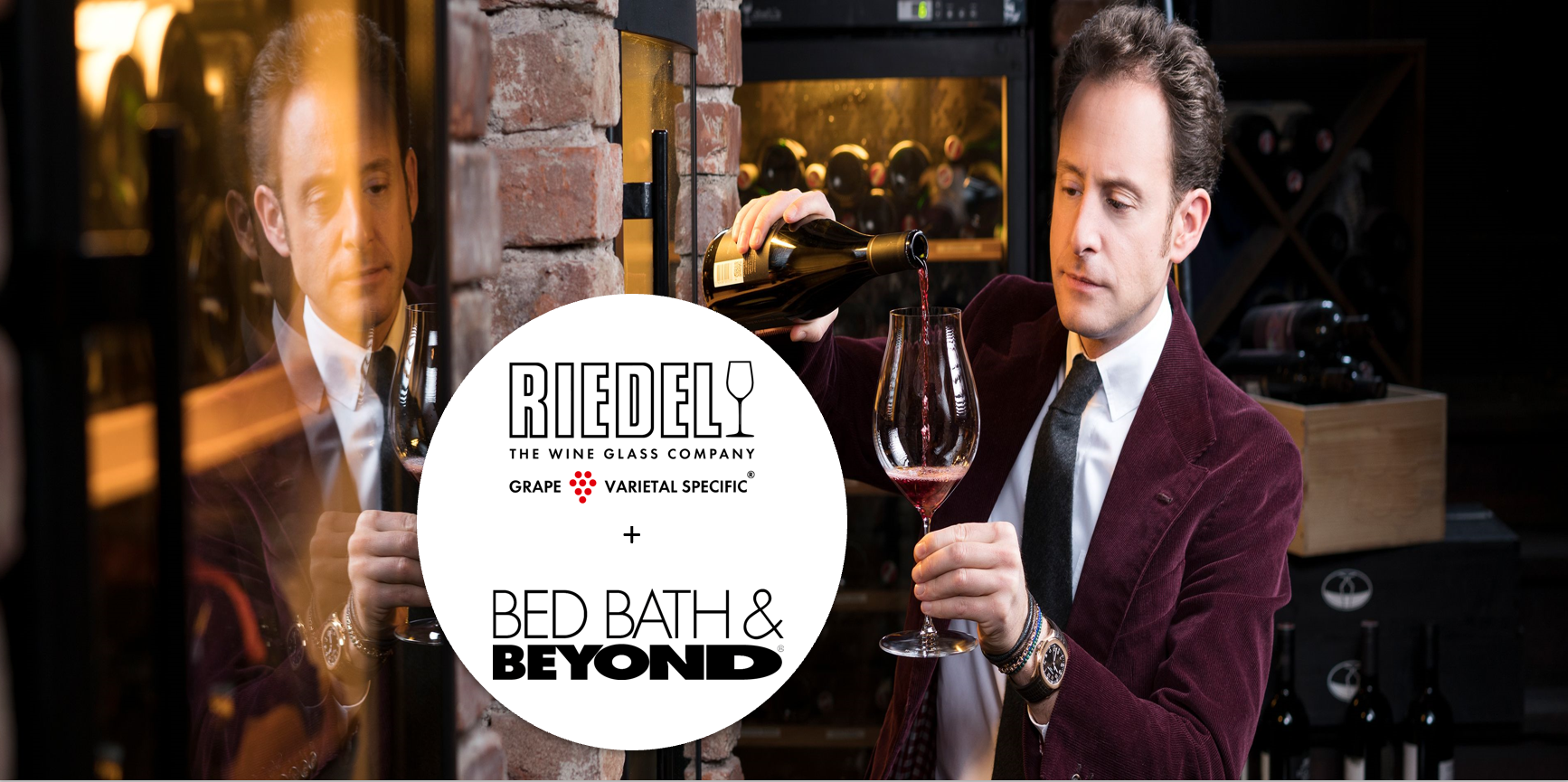 RIEDEL Wine Workshop at Bed Bath & Beyond