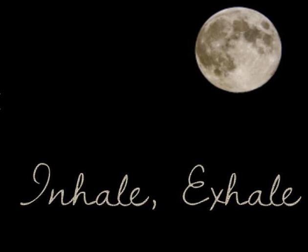 FULL MOON Holistic Healing: Yoga+Tea+Me