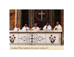 SYMPOSIUM:  THE MISSION OF THE ORDINARIATE