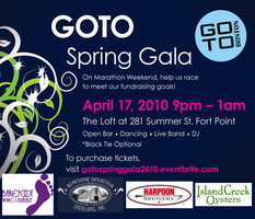 GOTO Boston's Spring Gala 2010 @ The Loft - Fort Point