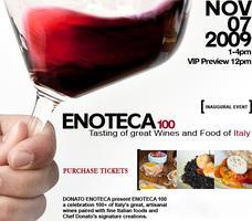 Enoteca 100 - Grand Italian Wine & Food Event