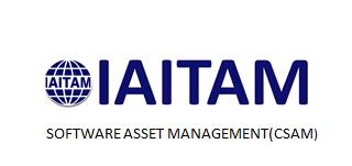 IAITAM Software Asset Management (CSAM) 2 Days Training in Dayton, OH