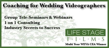 Business Coaching for Wedding Videographers Presents...