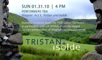 Wagner's Tristan und Isolde, Act II